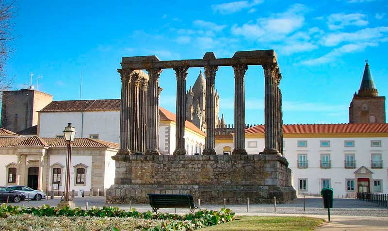 Temple of Evora