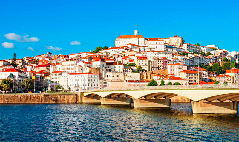 Coimbra top cities to visit in Portugal