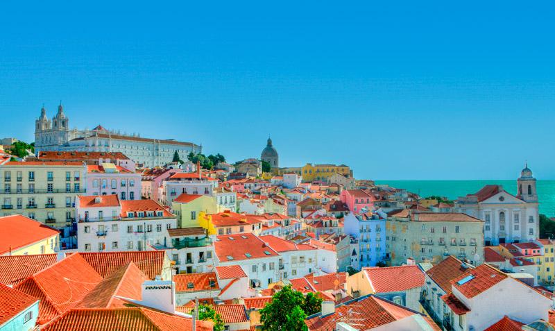 Visit in Portugal - Lisbon