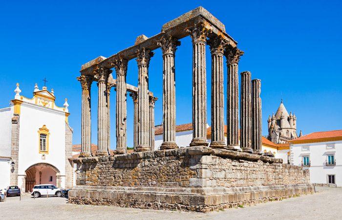 Temple of Evora