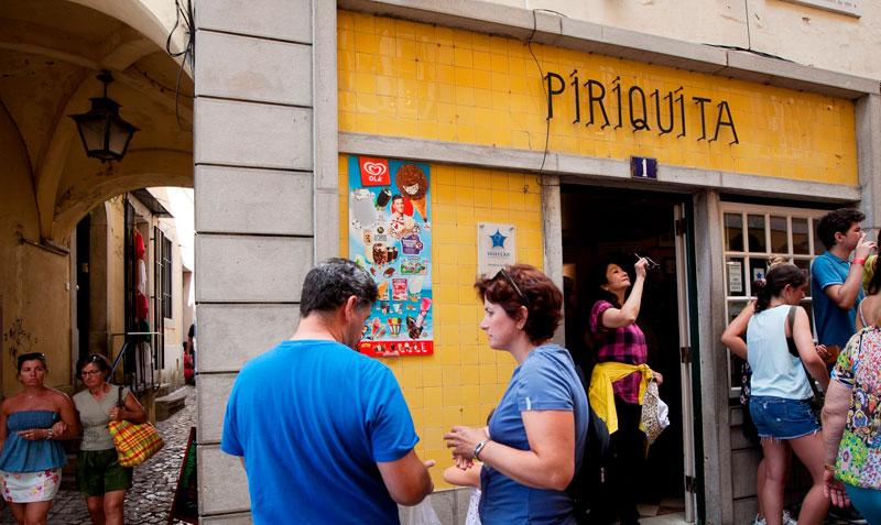 Piriquita Sintra delicious pastries